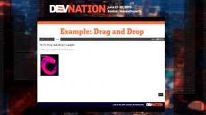 Embedded thumbnail for DevNation 2015 - Transform your web applications with reactive functional programming