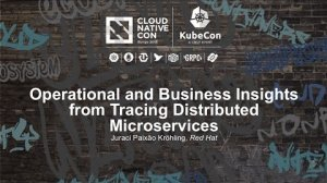 Embedded thumbnail for Operational and Business Insights from Tracing Distributed Microservices [I]