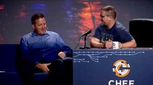 Embedded thumbnail for Talk Show: Nathen Harvey and Mark Kirby - ChefConf 2016