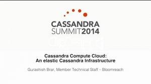 Embedded thumbnail for Bloomreach: Cassandra Compute Cloud — An Elastic Cassandra Infrastructure