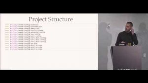 Embedded thumbnail for From 0 to a working distributed system with riak_core: Luis Mariano Guerra, Event Fabric