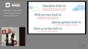 Embedded thumbnail for Web Services and Microservices: The Effect on Vendor Lock In
