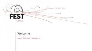 "Embedded thumbnail for Welcome: Brian ""Redbeard"" Harrington"