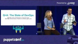 Embedded thumbnail for Q+A: The State of DevOps