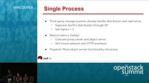 Embedded thumbnail for Extending OpenStack Swift to Support Third Party Storage Systems