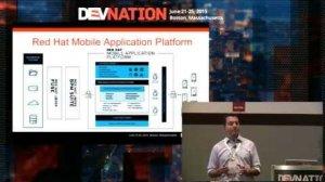 Embedded thumbnail for DevNation 2015 - Feedhenry's Node.js capabilities