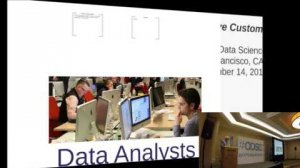 Embedded thumbnail for ODSC WEST 2015 | Structuring Data for Self serve Customer Insights
