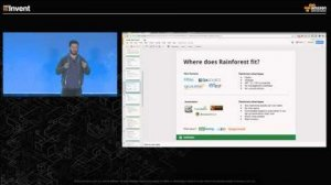 Embedded thumbnail for AWS re:Invent 2015   (ISM318) Measuring Software Quality w/ Rainforest QA & Mechanical Turk