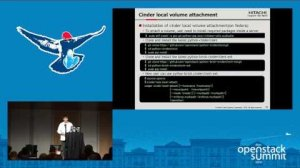 Embedded thumbnail for Give Me Cinder Volume for Containerized Apps on Top of Baremetal Node