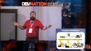 Embedded thumbnail for DevNation 2015 - Duct-tape-free reactive java application