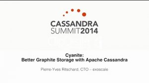 Embedded thumbnail for Exoscale: Cyanite - Better Graphite Storage with Apache Cassandra