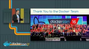 Embedded thumbnail for DockerCon 2017 - General Session Day 1
