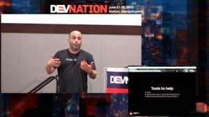 Embedded thumbnail for DevNation 2015  - Microservices & you: Practical introduction