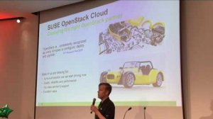 Embedded thumbnail for Why OpenStack should be on Every Decision Maker's Shortlist - OpenStack Days Ireland