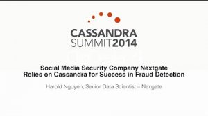 Embedded thumbnail for Nexgate: Social Media Security Company Nexgate Relies on Cassandra for Fraud Detection