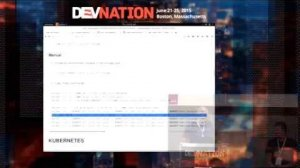 Embedded thumbnail for DevNation 2015 - From the Nulecule Nest to an Atomic App