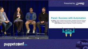 Embedded thumbnail for Panel: Success with Automation