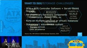 Embedded thumbnail for Optimizing Software-Defined Storage for OpenStack