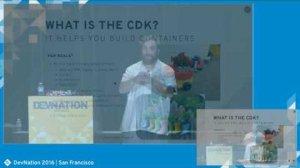 Embedded thumbnail for CDK 2.0: Docker, Kubernetes, And OSE On Your Desk (Langdon White)