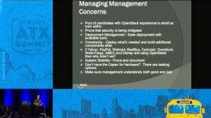 Embedded thumbnail for Elevating OpenStack Out of the Corporate Basement
