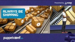 Embedded thumbnail for Keynote: Product Feature Demo: Better Living Through Puppetry