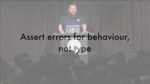 Embedded thumbnail for GopherCon 2016: Dave Cheney - Dont Just Check Errors Handle Them Gracefully
