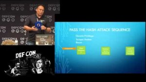 Embedded thumbnail for Forensic Artifacts From a Pass the Hash Attack