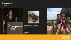 Embedded thumbnail for Site Launch Automation: From Days to Minutes – Kristen Crawford at PuppetConf 2016