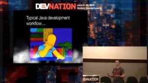 Embedded thumbnail for DevNation 2015  - Pulse Session on OSGi