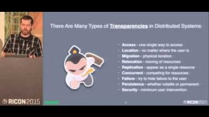 Embedded thumbnail for Bringing Together the Core Fundamentals of Distributed Systems: Kevin Jones, NGINX