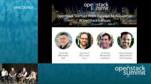 Embedded thumbnail for OpenStack Startups From Concept To Funding and Acquisition