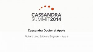 Embedded thumbnail for Apple Inc.: Cassandra Doctor at Apple