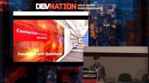 Embedded thumbnail for DevNation 2015- Integrating elastic data analysis with Openstack Sahara