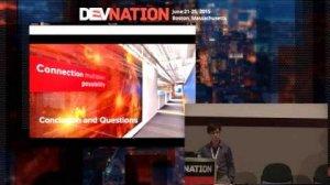 Embedded thumbnail for DevNation 2015- Integrating elastic data analysis with Openstack Sahara