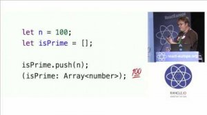 Embedded thumbnail for Practical Confidence: Using Types to Help Your Computer Help You - Adam Perry @dika10sune