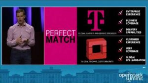 Embedded thumbnail for Deutsche Telekom Sponsor Keynote- DTAG- Unlocking the Public Cloud Potential of OpenStack
