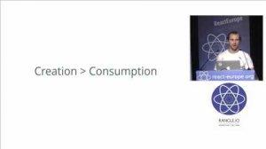 Embedded thumbnail for Composition - Nik Graf aka @nikgraf at @ReactEurope 2017