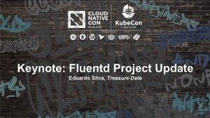 Embedded thumbnail for Keynote: Fluentd Project Update - Eduardo Silva, Treasure Data