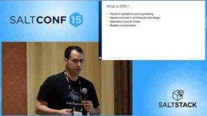 Embedded thumbnail for SaltConf15 - LinkedIn - SaltStack at Web Scale…Better, Stronger, Faster