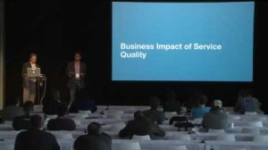 """Embedded thumbnail for FutureStack16 SF: """"The Business Impact of Microservices,"""" Bharath Gowda & Mike Gentsil, New Relic"""