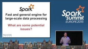 Embedded thumbnail for Production Spark and Tachyon use Cases