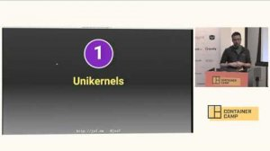 Embedded thumbnail for Unikernels: Practical Advice for Juggling Chainsaws - John Feminella