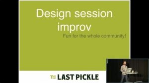 Embedded thumbnail for Design Session Improv on Cassandra (Jon Haddad & Nate McCall, The Last Pickle) | C* Summit 2016