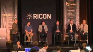 Embedded thumbnail for Shortstack with The New Stack Panel: RICON 2015