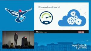 Embedded thumbnail for Using OpenStack Infra to Benchmark Your OpenStack