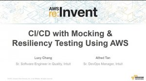 Embedded thumbnail for AWS re:Invent 2015 | (DEV310) CI/CD of Services with Mocking and Resiliency Testing