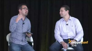 Embedded thumbnail for IT Leader Track: Q&A – The Next Wave of DevOps at PuppetConf 2016