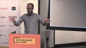 Embedded thumbnail for Kubernetes + PaaS: Bringing Containers to Production - Jason Hansen
