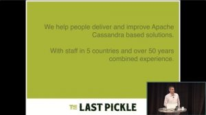Embedded thumbnail for A Detailed Look At cassandra.yaml (Edward Capriolo, The Last Pickle) | Cassandra Summit 2016