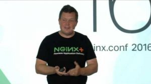 Embedded thumbnail for NGINX: Past, Present, and Future by Owen Garrett